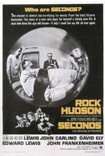 O Segundo Rosto - Poster / Capa / Cartaz - Oficial 4