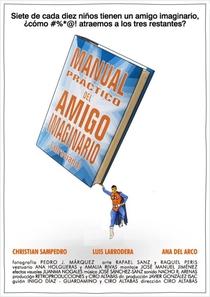 Manual Prático do Amigo Imaginário - Poster / Capa / Cartaz - Oficial 1