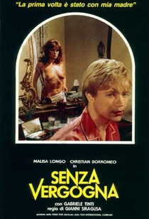 Senza Vergogna - Poster / Capa / Cartaz - Oficial 1