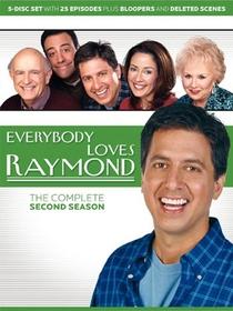 Everybody Loves Raymond (2°Temporada) - Poster / Capa / Cartaz - Oficial 1