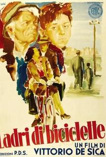 Ladrões de Bicicleta - Poster / Capa / Cartaz - Oficial 12