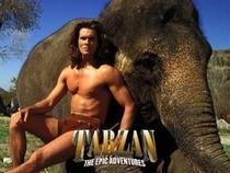 Tarzan - O Enigma da Dimensão Proibida - Poster / Capa / Cartaz - Oficial 1