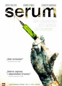 Serum - Poster / Capa / Cartaz - Oficial 1