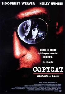 Copycat - A Vida Imita a Morte - Poster / Capa / Cartaz - Oficial 5