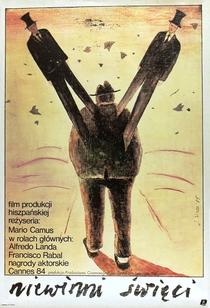 Os Santos Inocentes - Poster / Capa / Cartaz - Oficial 1