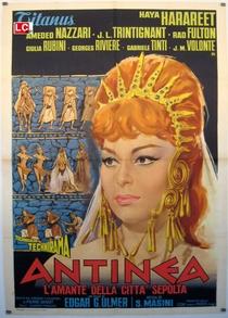 Antinea, l'amante della città sepolta - Poster / Capa / Cartaz - Oficial 1