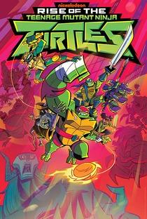 O Despertar das Tartarugas Ninja - Poster / Capa / Cartaz - Oficial 1