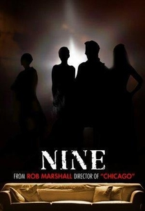 Nine - Poster / Capa / Cartaz - Oficial 10