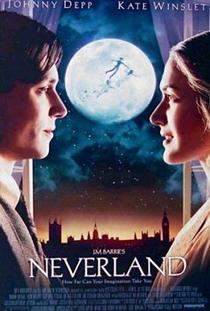 Em Busca da Terra do Nunca - Poster / Capa / Cartaz - Oficial 3