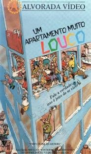 Um Apartamento Muito Louco - Poster / Capa / Cartaz - Oficial 1