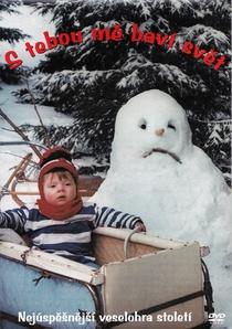 S tebou mě baví svět - Poster / Capa / Cartaz - Oficial 1