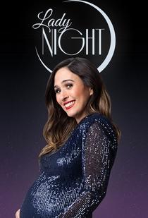 Lady Night (4ª Temporada) - Poster / Capa / Cartaz - Oficial 2