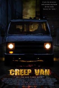 Creep Van - Poster / Capa / Cartaz - Oficial 1