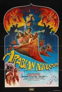 Aventura na Arábia - Poster / Capa / Cartaz - Oficial 4