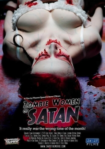 Zombie Women of Satan - Poster / Capa / Cartaz - Oficial 1
