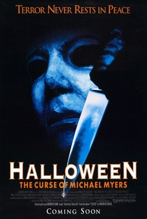 Halloween 6: A Última Vingança - Poster / Capa / Cartaz - Oficial 9