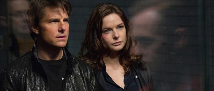 [Missão: Impossível - Nação Secreta] Tom Cruise mostra que pra ele não existe impossível