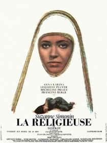 A Religiosa - Poster / Capa / Cartaz - Oficial 1
