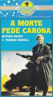 A Morte Pede Carona - Poster / Capa / Cartaz - Oficial 6