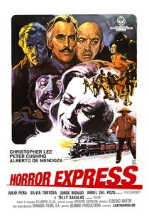 O Expresso do Horror - Poster / Capa / Cartaz - Oficial 9