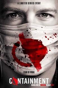 Containment (1° Temporada) - Poster / Capa / Cartaz - Oficial 8
