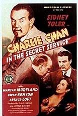 Charlie Chan no Serviço Secreto - Poster / Capa / Cartaz - Oficial 1