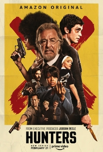 Hunters (1ª Temporada) - Poster / Capa / Cartaz - Oficial 2