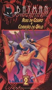 Batman - O Desenho em Série: Asas de Couro e Coração de Gelo - Poster / Capa / Cartaz - Oficial 1