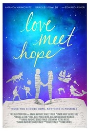 Love Meet Hope - Poster / Capa / Cartaz - Oficial 1