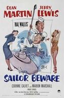 O Marujo Foi na Onda (Sailor Beware)