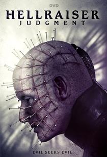 Hellraiser - Julgamento - Poster / Capa / Cartaz - Oficial 1