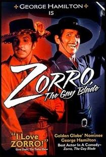 Zorro, Entre a Espada e as Plumas - Poster / Capa / Cartaz - Oficial 1
