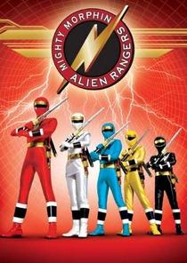 Mighty Morphin Alien Rangers - Poster / Capa / Cartaz - Oficial 1