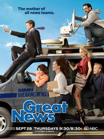 Great News (2ª Temporada) - Poster / Capa / Cartaz - Oficial 1