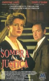À Sombra da Justiça - Poster / Capa / Cartaz - Oficial 1
