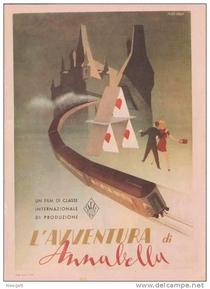 L'Avventura di Annabella - Poster / Capa / Cartaz - Oficial 1