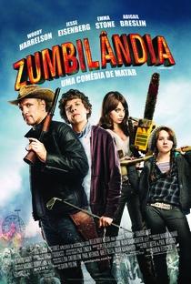 Zumbilândia - Poster / Capa / Cartaz - Oficial 2