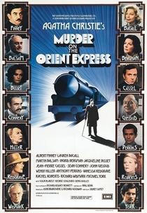 Assassinato no Expresso Oriente - Poster / Capa / Cartaz - Oficial 3