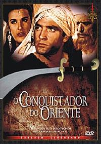 O Conquistador do Oriente - Poster / Capa / Cartaz - Oficial 1