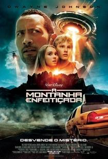 A Montanha Enfeitiçada - Poster / Capa / Cartaz - Oficial 1