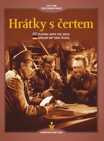 Hrátky S Čertem - Poster / Capa / Cartaz - Oficial 1