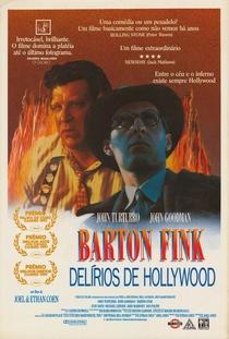 Barton Fink - Delírios de Hollywood - Poster / Capa / Cartaz - Oficial 6