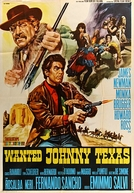 Procurado Johnny Texas (Wanted Johnny Texas)