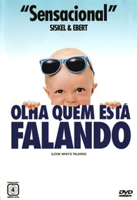 Olha Quem Está Falando - Poster / Capa / Cartaz - Oficial 2