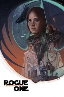 Rogue One: Uma História Star Wars - Poster / Capa / Cartaz - Oficial 9