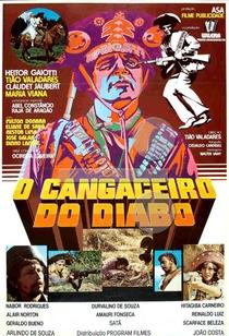 O Cangaceiro do Diabo - Poster / Capa / Cartaz - Oficial 1