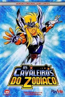 Os Cavaleiros do Zodíaco (Saga 1: Santuário) - Poster / Capa / Cartaz - Oficial 6