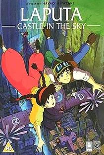 O Castelo no Céu - Poster / Capa / Cartaz - Oficial 34