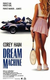 A Máquina dos Sonhos - Poster / Capa / Cartaz - Oficial 1