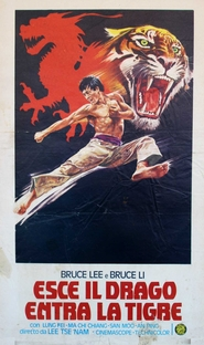 Exit the Dragon, Enter the Tiger - Poster / Capa / Cartaz - Oficial 2